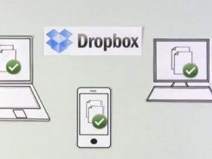 Dropbox - Ваш рабочий кабинет в облаке