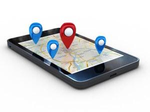 найти человека с GPS