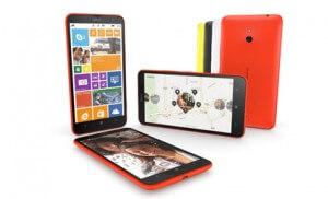 Nokia Lumia 1320 дисплей