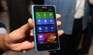 Nokia X сматфон