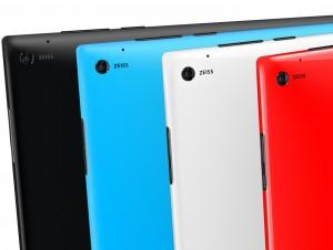 Nokia Lumia 2520 камера