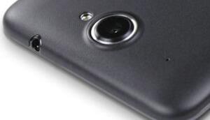 Lenovo S939 камера