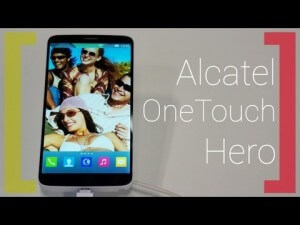 alcatel +one touch hero обзор