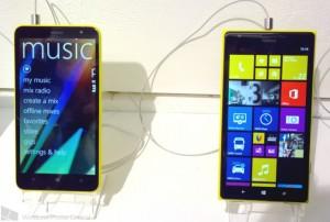 Nokia Lumia 1320 батарея
