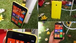 Nokia Lumia 1320 дизайн