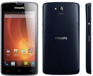 смартфон philips xenium w8510