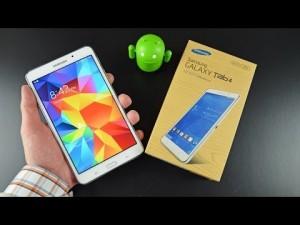 Samsung Galaxy Tab 4 комплектация